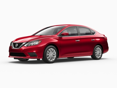 2017_Nissan_Sentra_SV CVT_ Midland TX