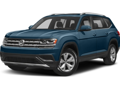 2019_Volkswagen_Atlas_V6 SE with Technology and 4MOTION®_ Midland TX