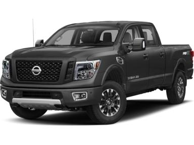 2019_Nissan_TITAN XD_GAS PRO 4X_ Midland TX