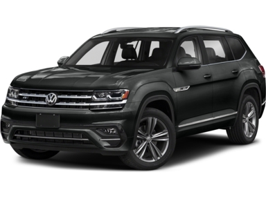 2019_Volkswagen_Atlas_3.6L V6 SE w/Technology R-Line_ Midland TX