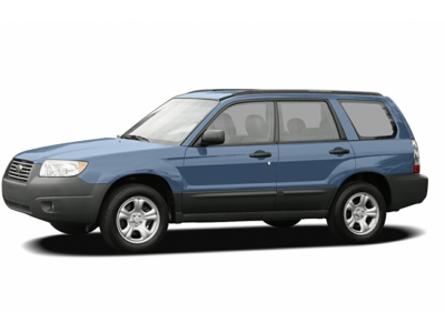 2007_Subaru_Forester__ Inver Grove Heights MN