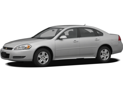 2010_Chevrolet_Impala_LT_ Inver Grove Heights MN