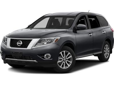 2014_Nissan_Pathfinder_SV_ Orland Park IL