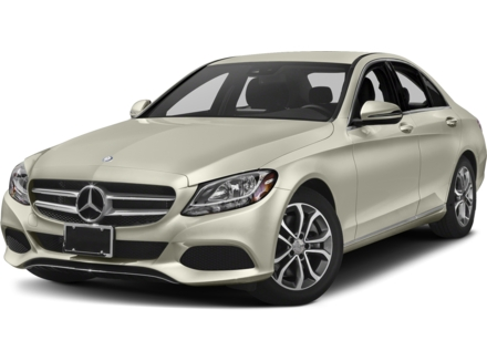 2016_Mercedes-Benz_C-Class_C 300_ Merriam KS