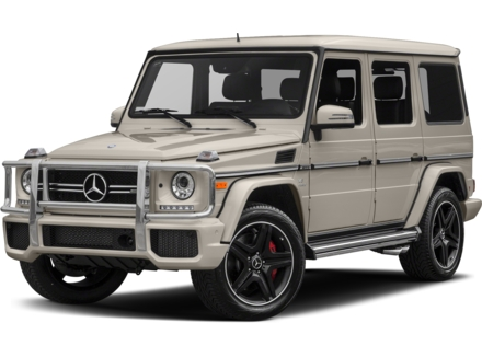 2017_Mercedes-Benz_G_AMG® 63 4MATIC® SUV_ Merriam KS