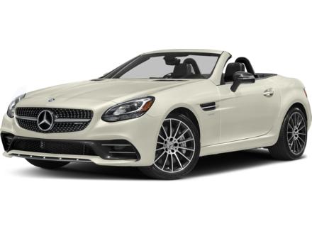 2019_Mercedes-Benz_SLC_AMG® 43 Roadster_ Merriam KS