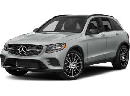 2019_Mercedes-Benz_GLC_AMG® 43 SUV_ Merriam KS