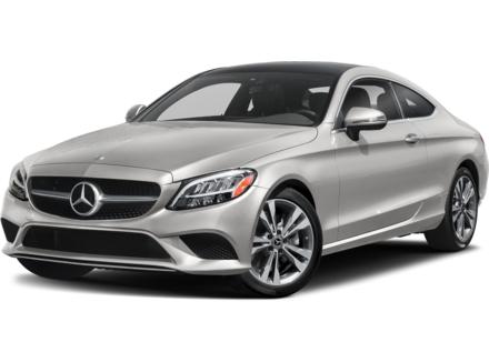 2019_Mercedes-Benz_C_300 4MATIC® Coupe_ Merriam KS