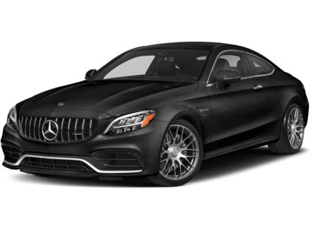 2019_Mercedes-Benz_C_AMG® 63 Coupe_ Merriam KS
