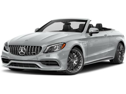2019_Mercedes-Benz_C_AMG® 63 Cabriolet_ Merriam KS