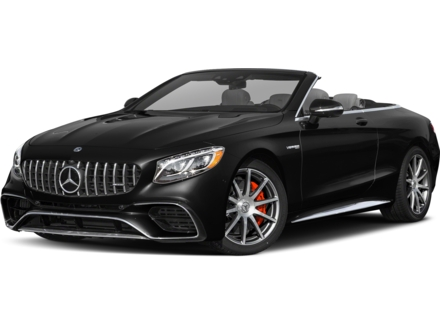 2019_Mercedes-Benz_S_AMG® 63 4MATIC® Cabriolet_ Merriam KS