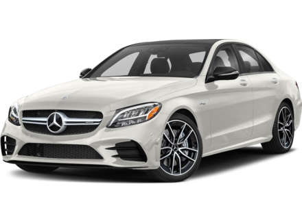 2019_Mercedes-Benz_C_AMG® 43 Sedan_ Merriam KS