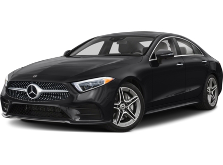 2019_Mercedes-Benz_CLS 450 4MATIC® Coupe__ Merriam KS