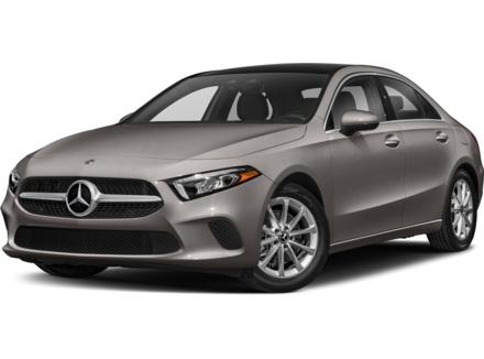 2019_Mercedes-Benz_A-Class_A 220_ Merriam KS