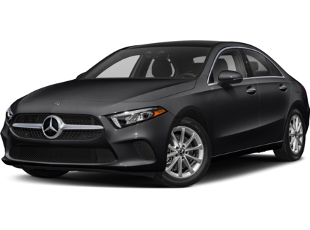 2019_Mercedes-Benz_A 220 4MATIC® Sedan__ Merriam KS
