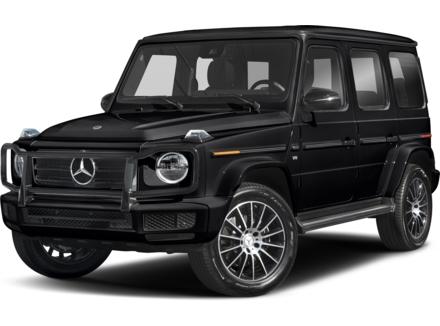 2019_Mercedes-Benz_G_550 SUV_ Merriam KS