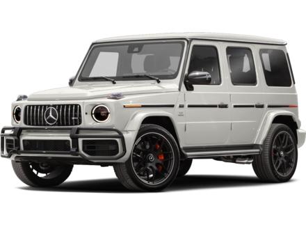 2019_Mercedes-Benz_G-Class_G 63 AMG®_ Merriam KS