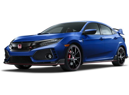 2018_Honda_Civic Type R_Touring_ Salisbury MD