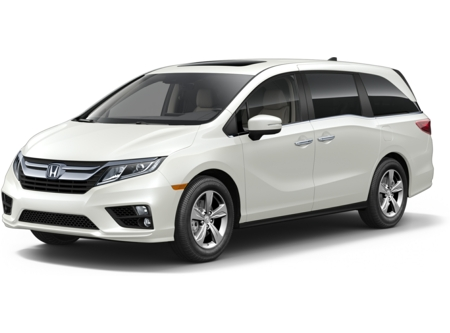 2018_Honda_Odyssey_EX-L w/Navigation and Rear Entertainment System_ Salisbury MD