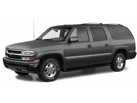 2003_Chevrolet_Suburban_LT_ Longview TX