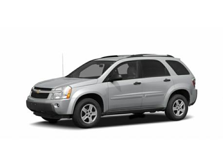 2006_Chevrolet_Equinox_LS_ Longview TX