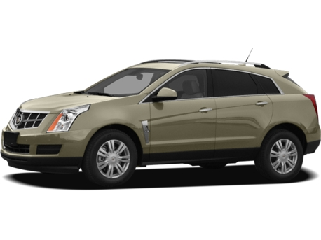 2010_Cadillac_SRX_Luxury Collection_ Longview TX