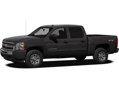 2010_Chevrolet_Silverado 1500_LTZ_ Longview TX