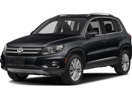 2017_Volkswagen_Tiguan_S_ Longview TX