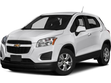 2015_Chevrolet_Trax_LT_ Longview TX