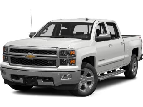 2015_Chevrolet_Silverado 1500_LT_ Longview TX