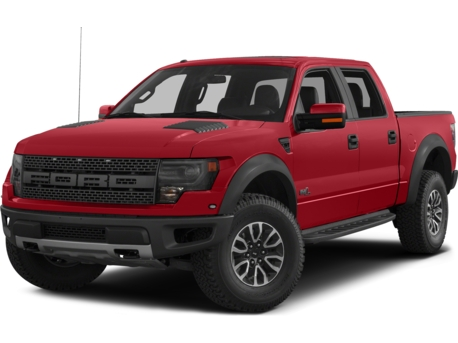 2014_Ford_F-150_SVT Raptor_ Longview TX