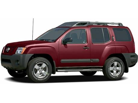2006_Nissan_Xterra_X_ Longview TX