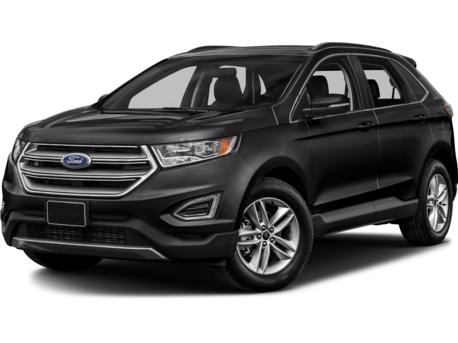 2017_Ford_Edge_Titanium_ Longview TX