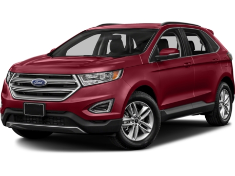 2018_Ford_Edge_Titanium_ Longview TX