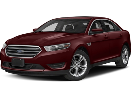 2018_Ford_Taurus_Limited_ Longview TX