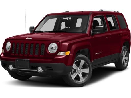 2016_Jeep_Patriot_High Altitude Edition_ Longview TX