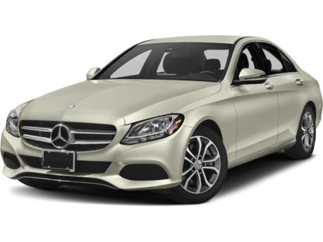 2018_Mercedes-Benz_C_300 4MATIC® Sedan_ Medford OR