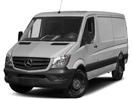 2018_Mercedes-Benz_Sprinter 2500 Cargo Van__ Medford OR