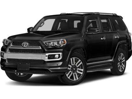 2018_Toyota_4Runner_Limited_ Longview TX