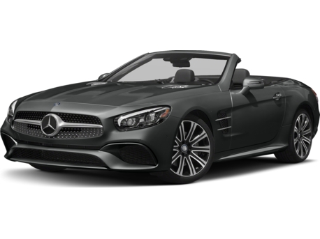 2019_Mercedes-Benz_SL_450 Roadster_ Medford OR