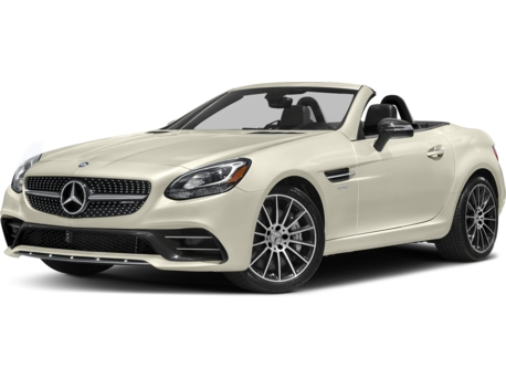 2019_Mercedes-Benz_SLC_AMG® 43 Roadster_ Medford OR
