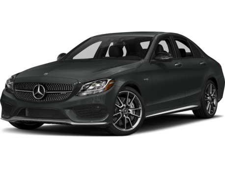 2018_Mercedes-Benz_C_AMG® 43 Sedan_ Medford OR