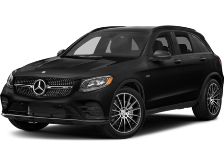 2019_Mercedes-Benz_GLC_AMG® 43 SUV_ Medford OR