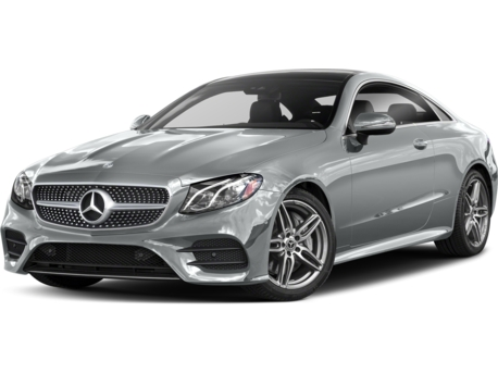 2018_Mercedes-Benz_E_400 4MATIC® Coupe_ Medford OR