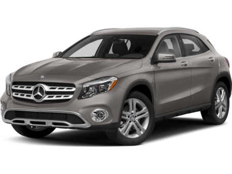 2019_Mercedes-Benz_GLA_250 4MATIC® SUV_ Medford OR