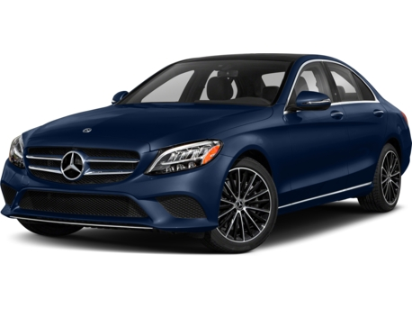 2019_Mercedes-Benz_C_300 4MATIC® Sedan_ Medford OR