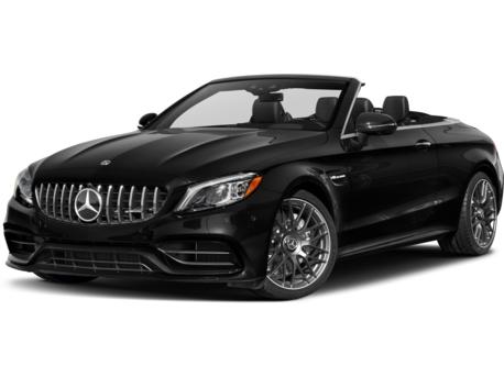 2019_Mercedes-Benz_C-Class_C 63 S AMG®_ Salisbury MD