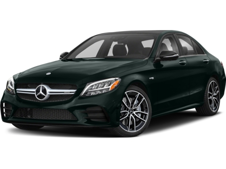 2019_Mercedes-Benz_C_AMG® 43 Sedan_ Medford OR