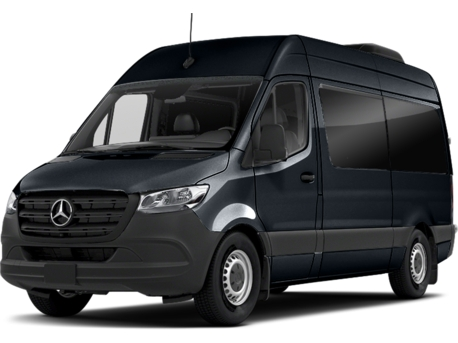 2019_Mercedes-Benz_Sprinter Passenger Van__ Medford OR
