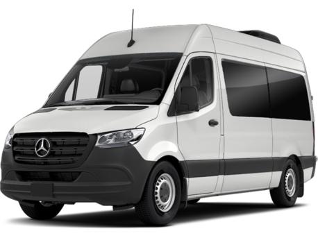 2019_Mercedes-Benz_Sprinter 2500 Passenger Van__ Medford OR